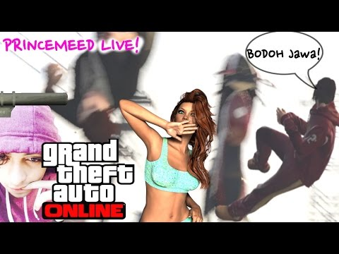 CANTEK MEED! | PrinceMeed LIVE! - GTA ONLINE