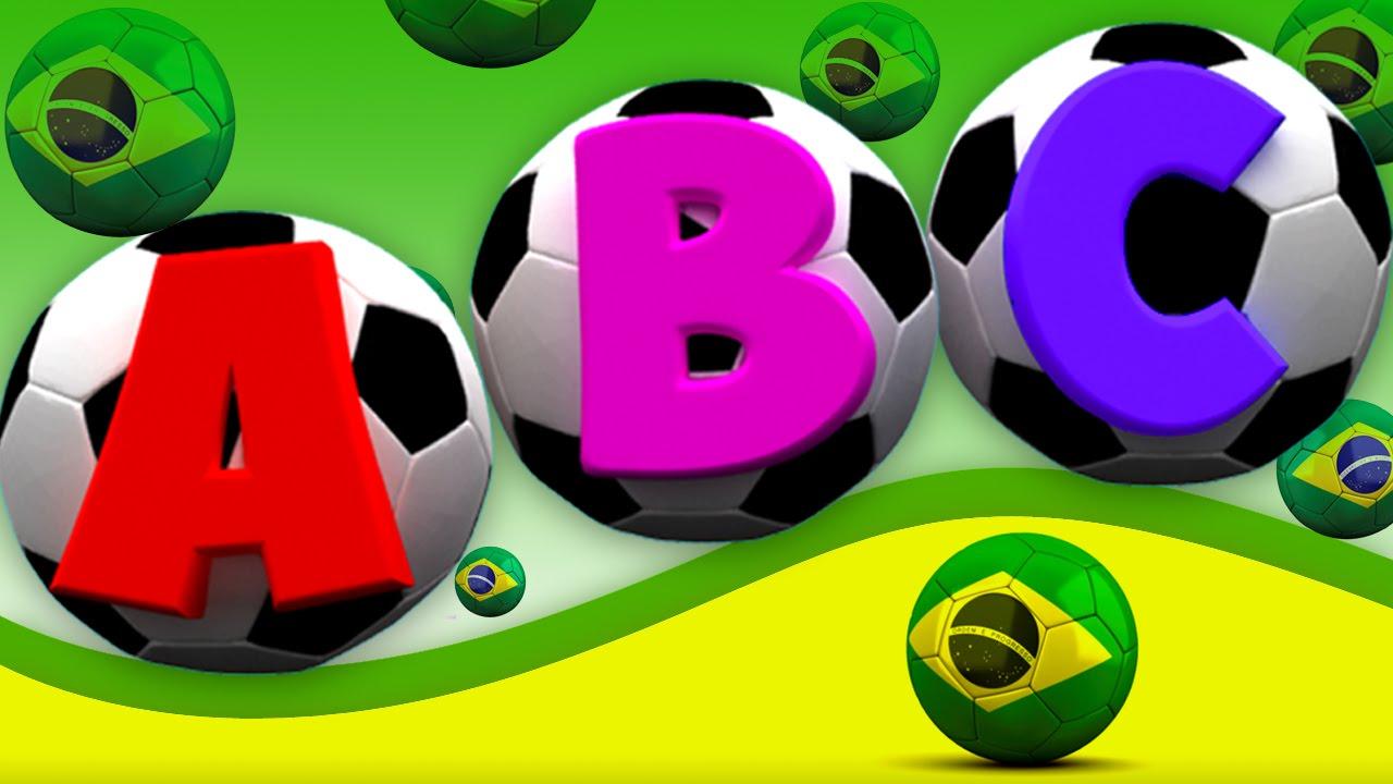 Abc song football youtube