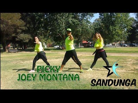 Picky - Joey Montana (cover) #SANDUNGA Choreography