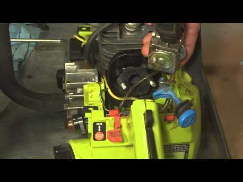 poulan 2150 fuel line diagram workover rig how to chainsaw replace lines