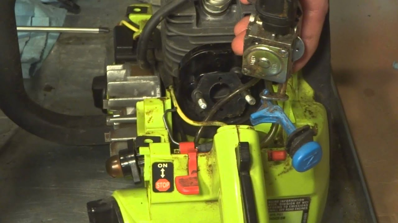 Poulan Pro 335 Chainsaw Parts Diagram Manual Of Wiring Painless 50001 Fuse Box Craftsman Fuel Lines Youtube Rh Com