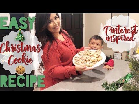 DIY CHRISTMAS COOKIES    EASY & FAST RECIPE    PINTEREST INSPIRED