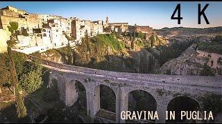 GRAVINA IN PUGLIA 4K CINEMATIC VIDEO DRONE DJI