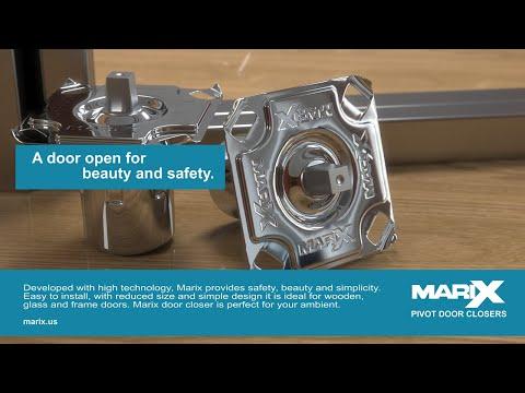 Marix Door Closers - Installation Guide
