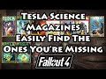 Fallout 4 - Easily Find What You're Missing - Tesla Science - 4K Ultra HD
