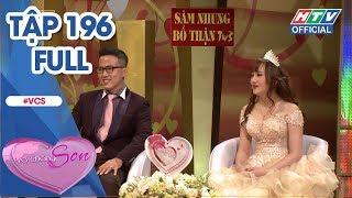 HTV VỢ CHỒNG SON | Chồng ngượng ngùng kể về cái tát khi hôn vợ | VCS #196 FULL | 21/10/2018