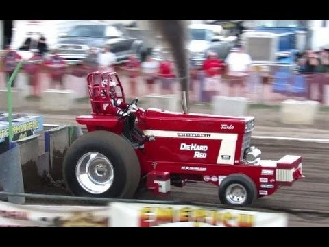 2016 Super Farm Tractor Pulls in Ballston Spa New York Saratoga County Fair