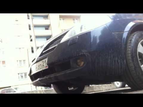 Омыватель фар Nissan Primera P12.