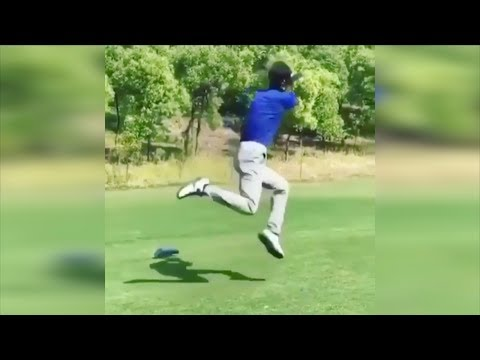 Worst Golf Swings On The Course 2018