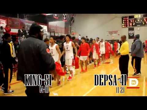 Detroit King vs DEPSA | Clash Of The Titans Hoop Mix | 12.22.17 | Jordan Whitford 18pts