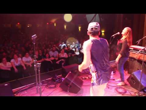 Spose - Knocking on Wood (StateOfTheState 2013) Live w Sly Chi