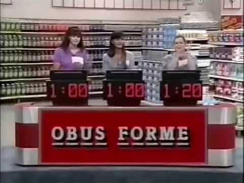 Supermarket Sweep (Canada) - Sharron & Dotty vs. Lil & Jerry vs. Leslie & Karen (1992)
