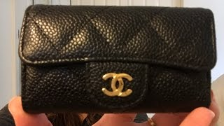Chanel Key Holder Review
