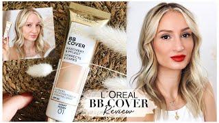 L'Oréal Age Perfect ḂB Cover Foundation Review deutsch