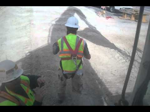 Fall Protection Test, Funny!