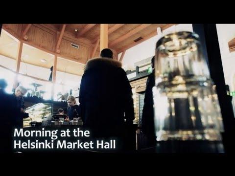 Discover the New Helsinki Market - Vanha Kauppahalli Helsinki