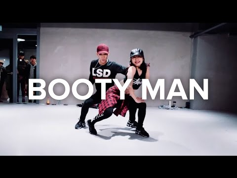 Booty Man (Cheek Freaks Remix) - Redfoo / May J Lee & Koosung Jung Choreography