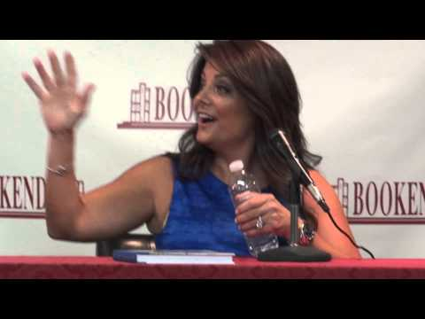 """RHONJ Kathy Wakile """"Indulge"""" First Book Signing At NJ Book Store"""