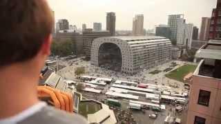MICHIEL: Markthal Rotterdam (Friends Crw)