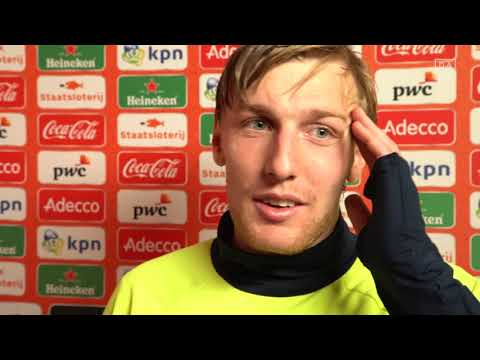 Emil Forsberg im DAZN-Interview nach dem Match gegen Holland