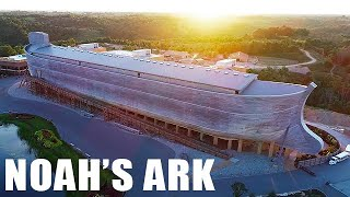 The Ark Encounter - Noah's Ark Replica Theme Park