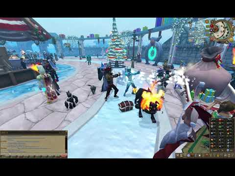 Runescape Gameplay without Commentary