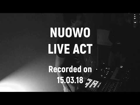 Nuowo - ALIVE - Techno Live Act
