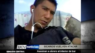 SICARIOS VUELVEN A ATACAR-UCV NOTICIAS PIURA
