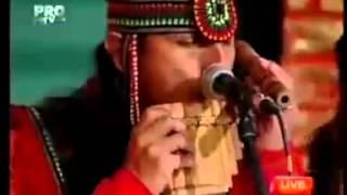 INSTRUMENTAL   PERUVIAN FLUTE BAND MUSIC   OLLANTAY