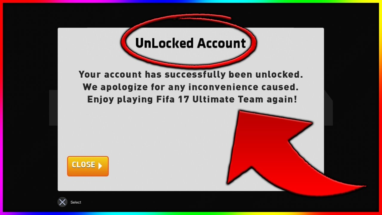 how to get your nslcs account unlocked