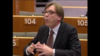 "Verhofstadt Admits ""Disaster for EU if UK leaves"" & Farage Demolishes Snowflake Green MEP"