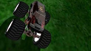 Monster Minis Indie Racing Game (BTW I