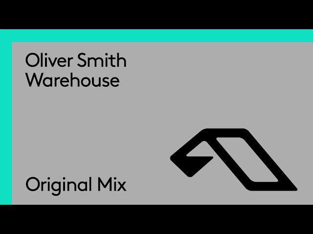 Oliver Smith - Warehouse