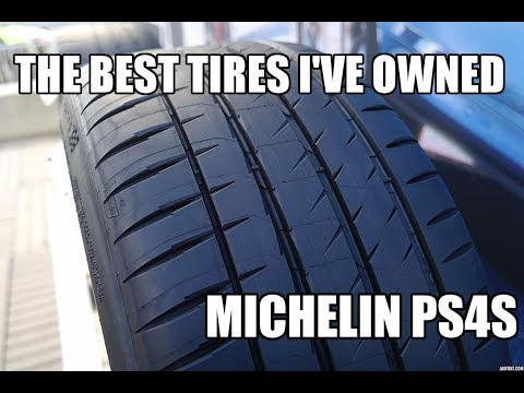The Best Street Tire Money Can Buy! - Michelin Pilot Sport 4S