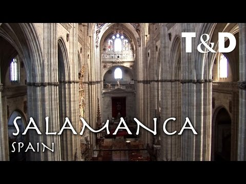Salamanca City Guide - Travel in Spain with Travel & Discover
