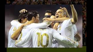 Real Madrid - Campeones -  (Campione Song)