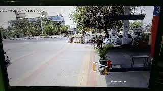 Live Accident bolero Vs auto loudcarriag(1)