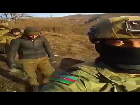 İgidlərimiz 62 erməni hərbiçisini qatıb qabağına gətirir Mövqeylrəimzə hucum etmək isdəy