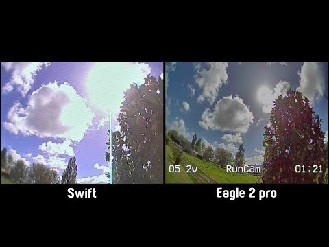 Runcam Eagle 2 pro quick look
