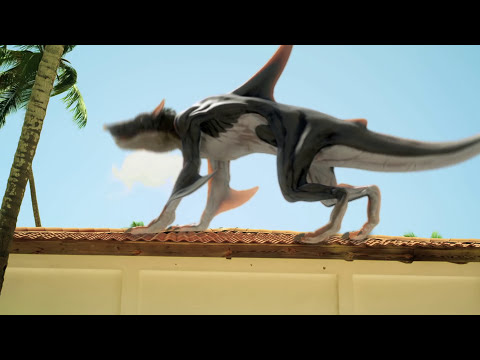 いまどきのサメは空だって飛んじゃいます。カルト的な人気を誇るB級サメ映画の謎