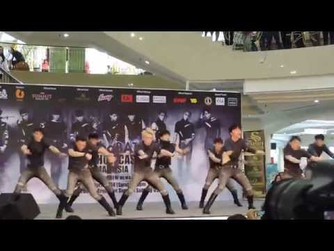 [FANCAM] AlphaBAT 1st Showcase in Malaysia - Tantara