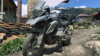 BMW R1200GS Adventure - Epic Travel in the Caucasus