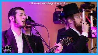 Heartwarming Live Chuppa! Avrum Mordche Schwartz, Dovy Meisels & The Shira Choir | !חופה מרגשת