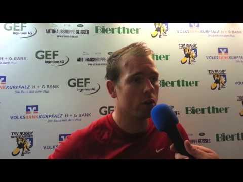 TSV Kapitän Alexander Hug im Pre-Season Interview