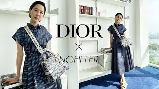 "Dior FALL21 Collection through Dior.com ""I'll Just Try It On"" / Kim Nayoung's nofilterTV"