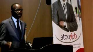 Atoojob Senegal Démarrage de la Cérémonie