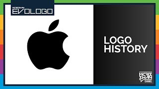 Gambar cover Apple Logo History   Evologo [Evolution of Logo]
