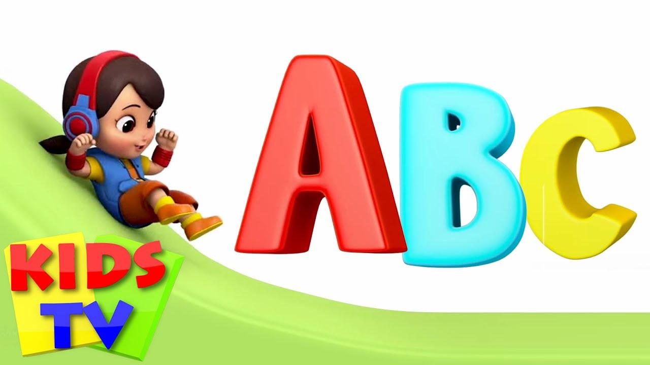 ABC Şarkısı | Çocuklar için müzik | Tekerlemeler | Kids TV Türkçe | Animasyonlu videolar
