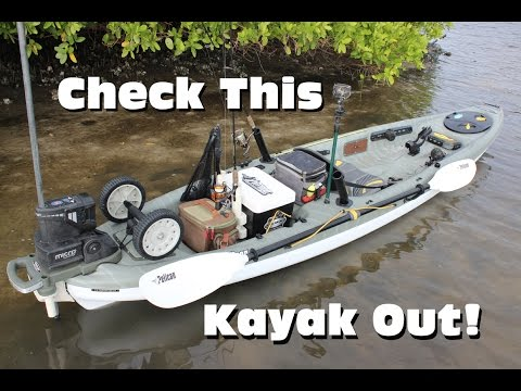 ultimate-inshore-fishing-kayak-rigging:-pelican-strike-120x-angler