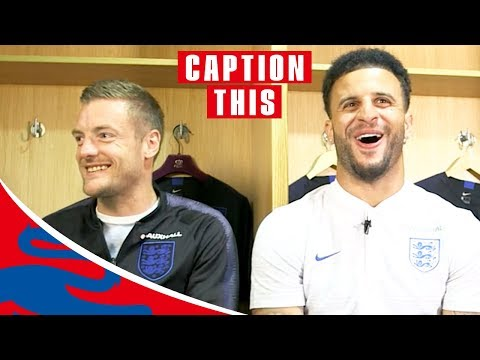 'What a Time I was Having There!' | Vardy and Walker | Caption This